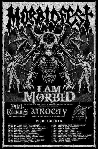 morbidfest updated poster